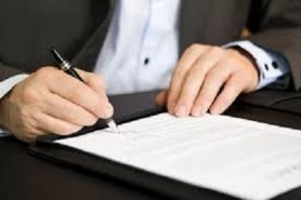 A cooperation contract