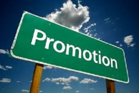 Scientific promotions